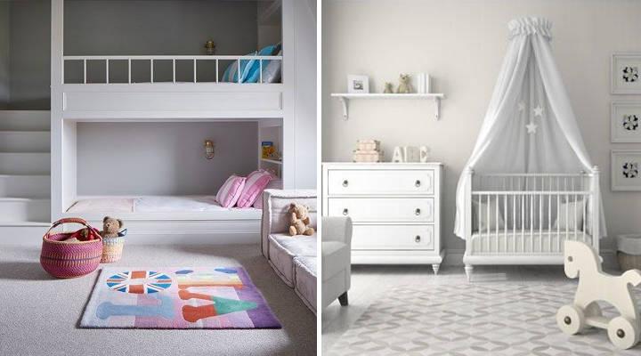 Que piso colocar num quarto infantil
