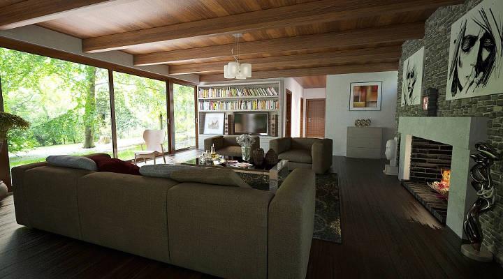 Quanto custa instalar um teto falso