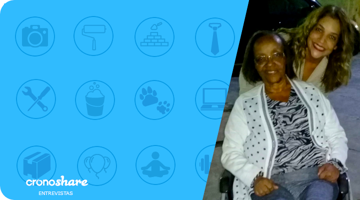 Profissionais em Destaque Cronoshare: Entrevista com Maria Cristina Alves – Cuidadora