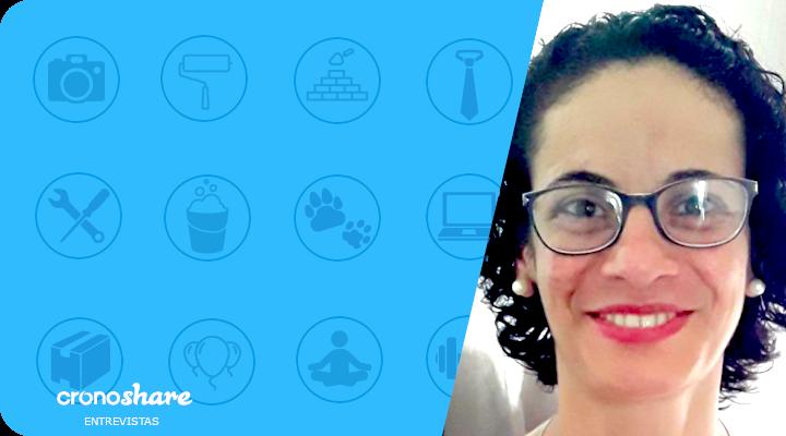 Profissionais em Destaque Cronoshare: Elaine Martins – Professora de Inglês
