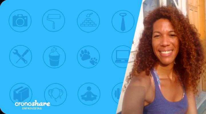 Profissionais em Destaque Cronoshare: Adriana dos Santos – Diarista